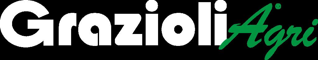 Grazioli Agri White Green Logo